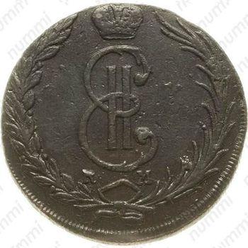 10 копеек 1772, КМ - Аверс