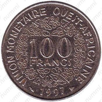 100 франков 1997