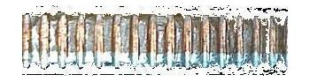 1 доллар 1971, доллар Эйзенхауэра, серебро - Гурт